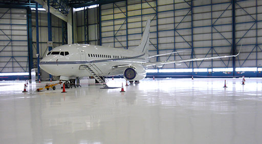 Aerospace Floor Coatings