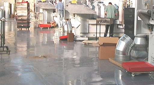 Food Floor Coatings