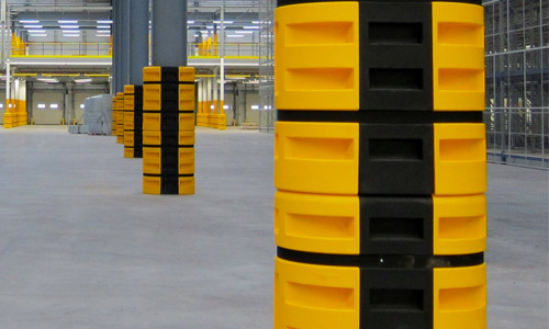ASG Services Safety Barriers