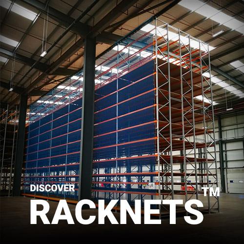 RackNets - the better alternative to steel mesh