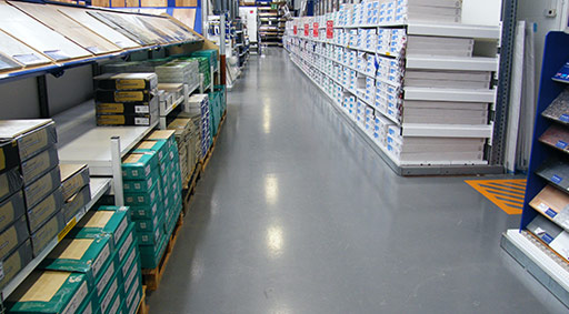 Retail Floor Coatings