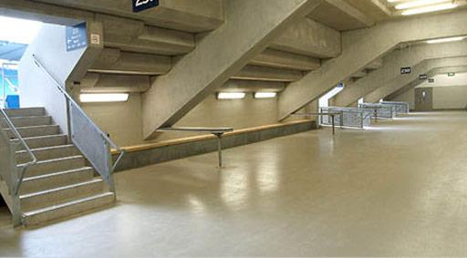 Stadia Floor Coatings
