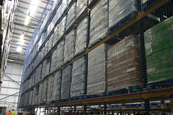 RackNets™ back of rack netting