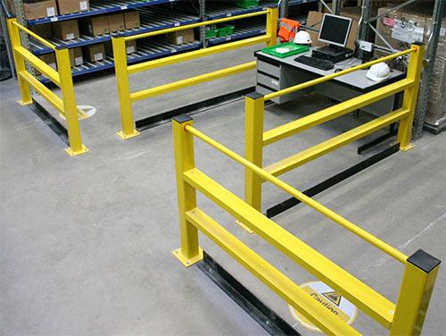 Guardrail Barrier
