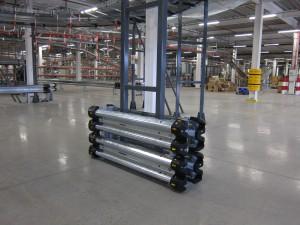Armco Column Protection