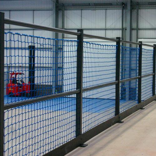 MezzNets - Handrail Netting