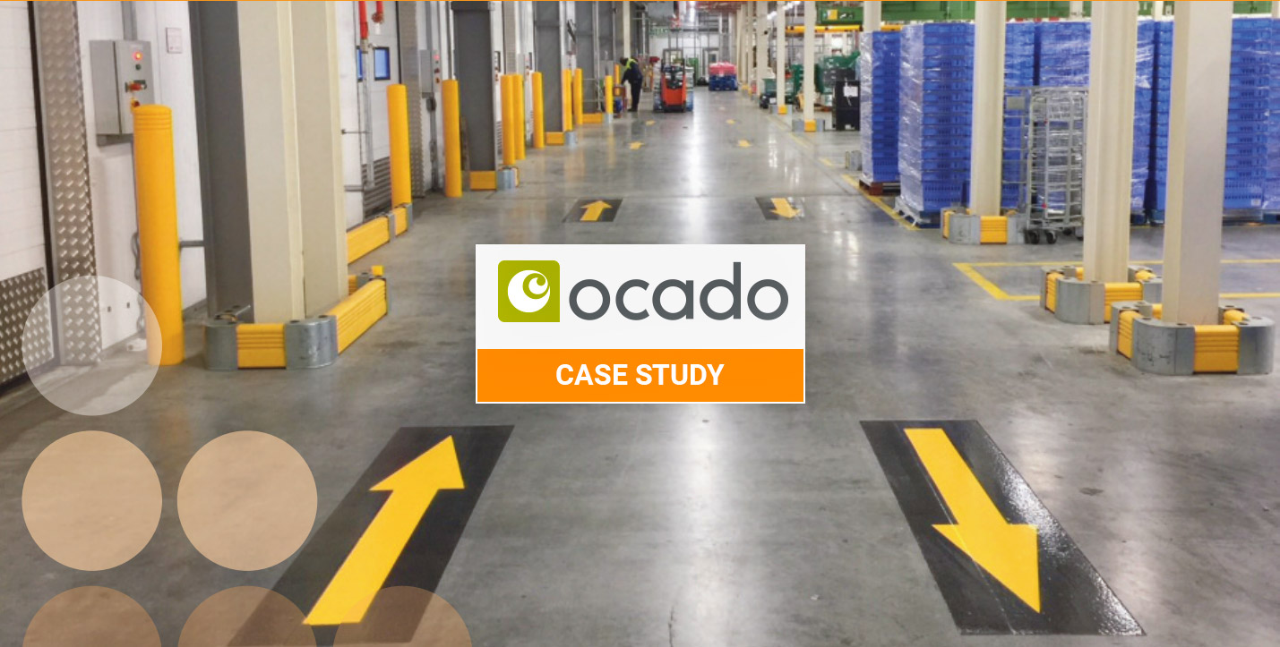 ASG Services support Ocado